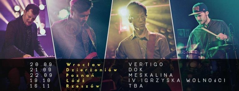 Jazzpospolita - trasa jesienna