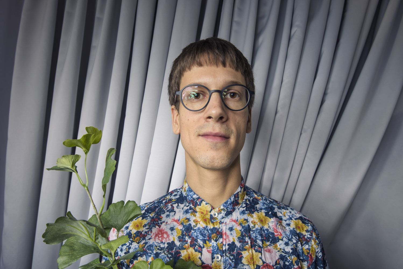 Michal Przerwa-Tetmajer fot. Adam Dauksza