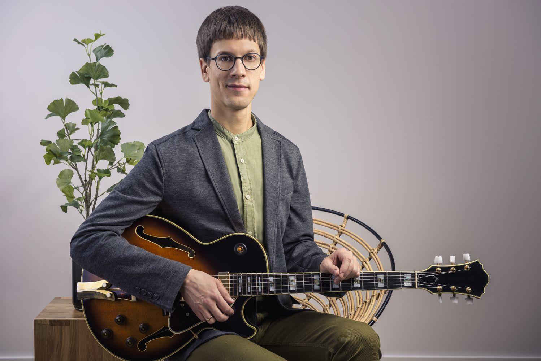 Michał Przerwa-Tetmajer fot. Adam Dauksza